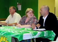 Meeting des Verts de Meyrin